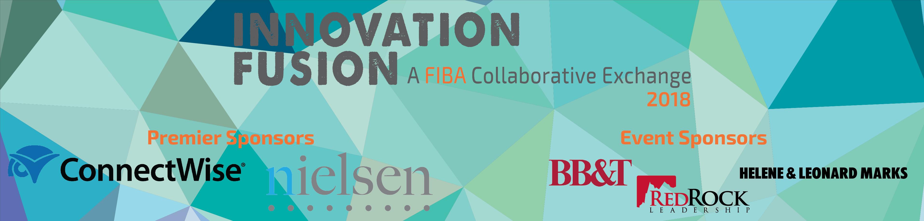 Innovation Fusion 2018 Sponsors