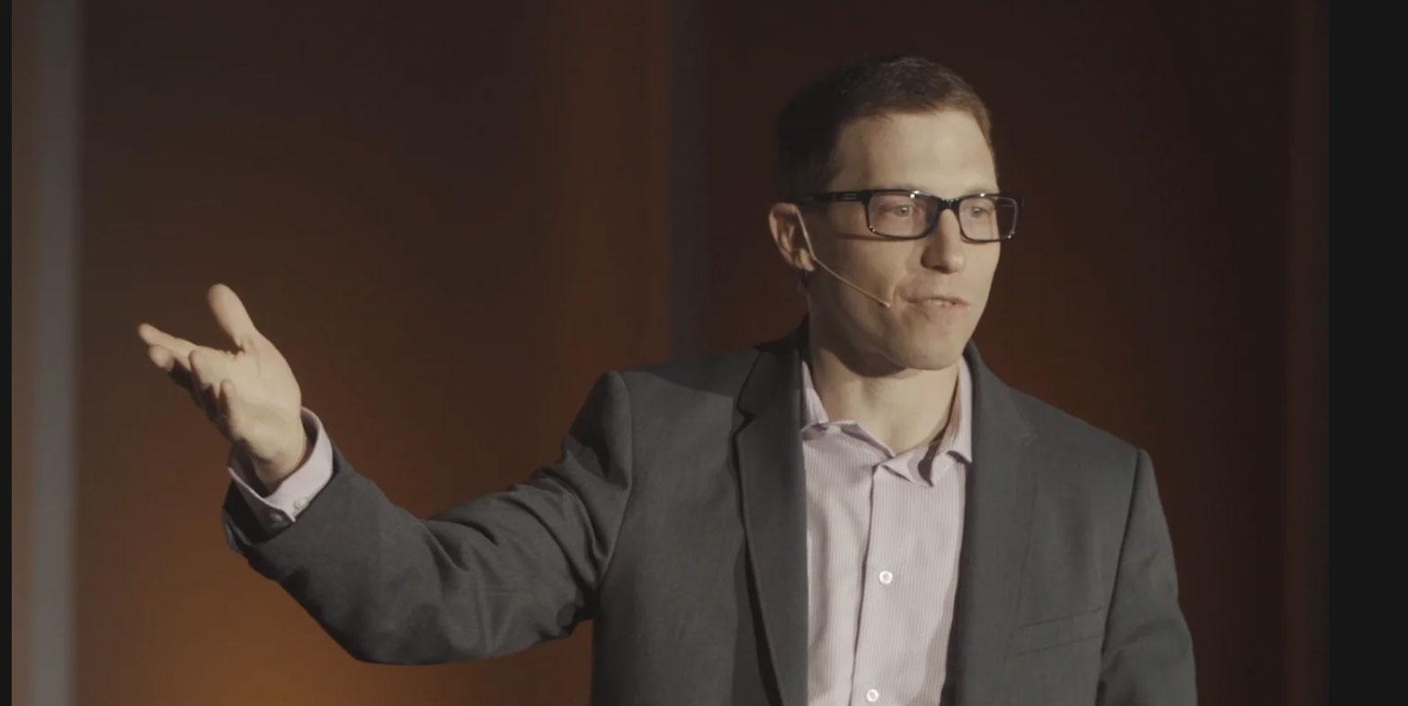 FIBA-Innovation Fusion 2018-Oren Kedem, Co-Founder of Intervyo, virtual interviews