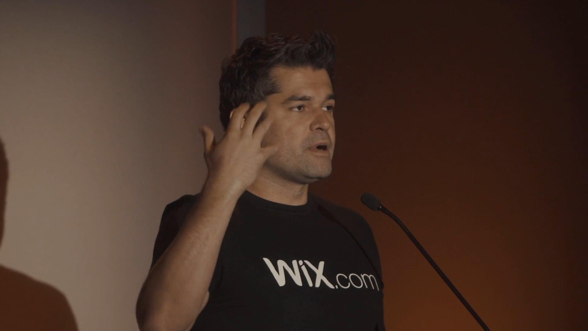 FIBA-Innovation Fusion 2018-Wix.com Presentation