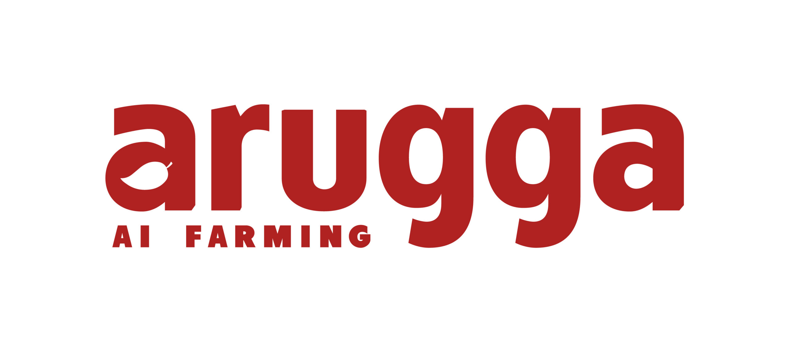 Arugga AI Farming_logo_red_v01